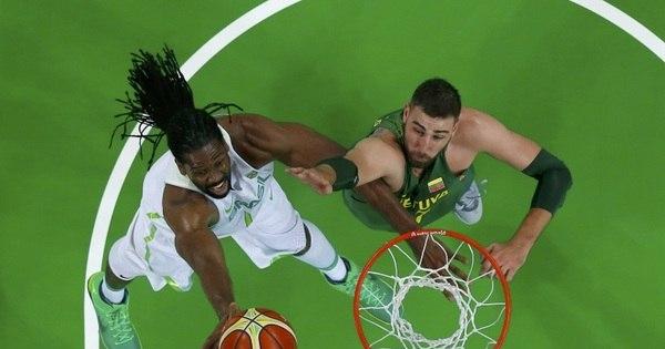 Torcida evitou vergonha do basquete brasileiro na Rio 2016 - Rede ...