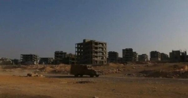 Vídeo mostra rebeldes sírios rompendo cercado à cidade de Aleppo ...