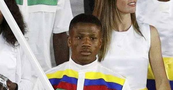 Porta-bandeira da Namíbia é preso por tentativa de abuso sexual ...
