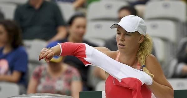 Ex-tenista número um do mundo Wozniacki é eliminada da Rio 2016