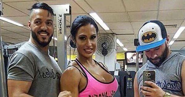 Musculoso, Belo revela dieta e agradece apoio de Gracy para ...