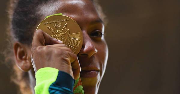 O judô que muda vida em favelas e deu ouro a Rafaela Silva - Rede ...