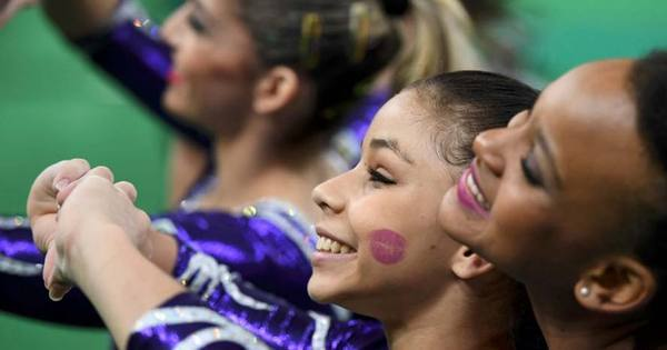 Final feminina da ginástica artística é o destaque de terça nos Jogos ...