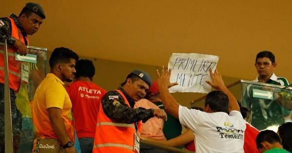 Justiça veta repressão a manifestações políticas pacíficas durante ...