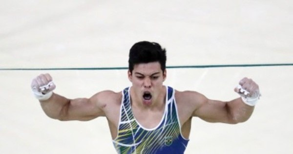Meninos da ginástica fazem história com sexto lugar na Rio 2016 ...