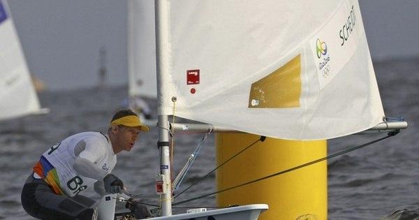 Scheidt fecha 1º dia da vela em 7º na Laser - Rede record - R7 Rio ...