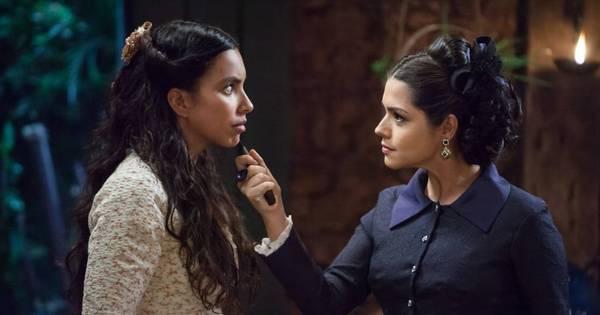 Maria Isabel ameaça cortar Juliana com uma faca - Fotos - R7 ...