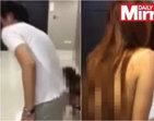 "Traída pega marido com amante nua na cama, filma e chuta a ""outra"""