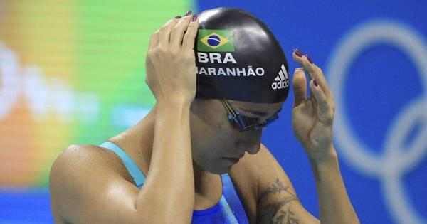Joanna Maranhão é aguardada em delegacia para registrar ...