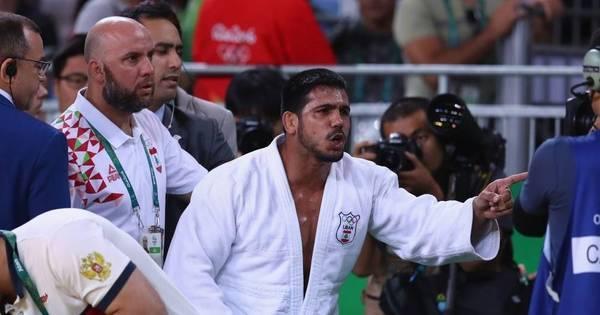 Brasileiro naturalizado libanês perde no judô e se recusa a deixar o ...