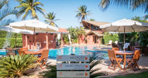 Aruanã Eco Praia hotel apresenta seu diferencial em Aracaju ...