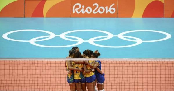 Brasileiras dominam japonesas no vôlei e seguem na luta pelo ...