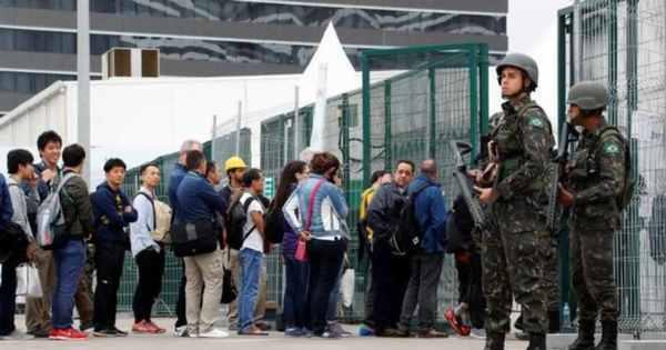 Após ataque a ônibus e bala perdida, chefe de segurança da Rio ...