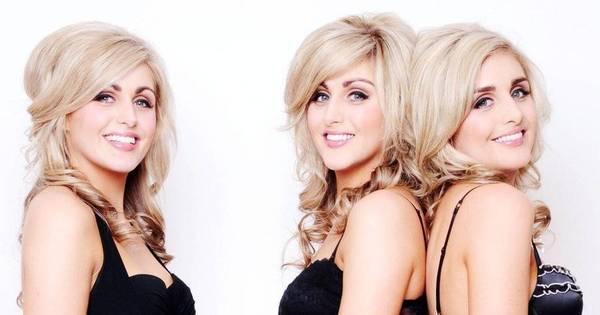 Conheça Laura, Nicola e Alison, as trigêmeas mais idênticas (e ...