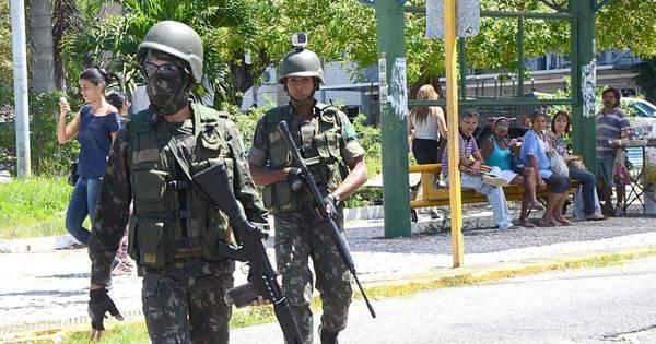 TSE aprova envio de tropas federais a 8 Estados para garantir ...