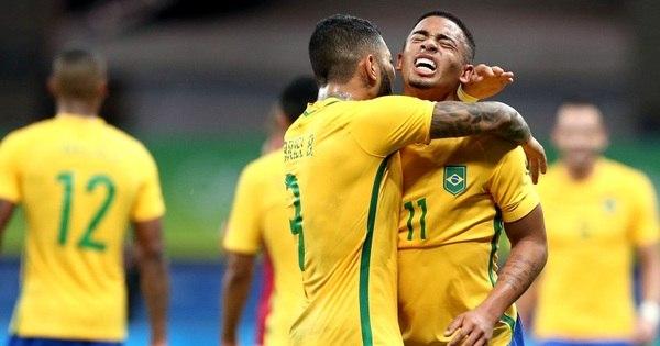 Convocado para a seleção brasileira principal pela 1ª vez, Gabriel ...