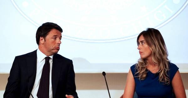 Primeiro-ministro italiano promete doar salários de senadores aos ...