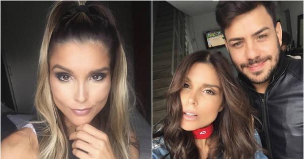 """Ex-BBB Flávia Viana muda o visual e aparece morena: """"Ao natural ..."""