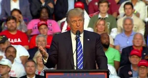 Em nova polêmica, Donald Trump chama Barack Obama e Hillary ...