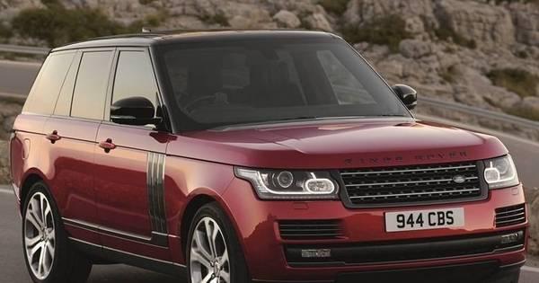 Longe do Brasil, Land Rover apresenta o Range Rover ...