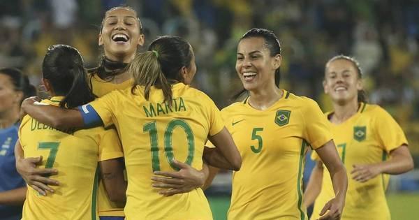 Ainda sem Cristiane, Brasil encara a Austrália para tentar vaga na ...