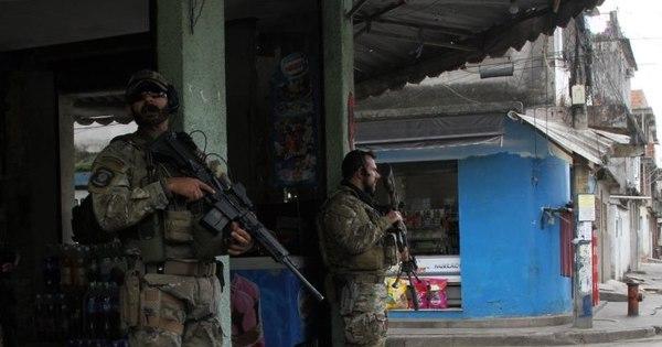 Maré: operação após ataque a agentes da Força Nacional termina ...