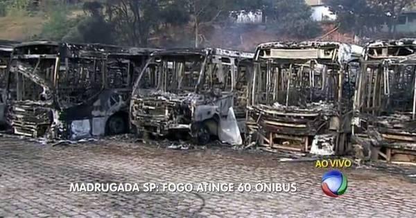 Greve de motoristas deixa 14 mil sem ônibus em Mauá - Notícias ...