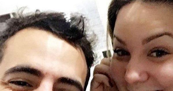 Ex-BBB Cacau posta declaração de amor no aniversário do namorado