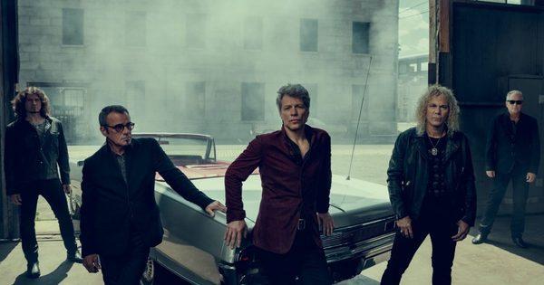 Bon Jovi lança música nova com clipe - Música - R7 Som 13