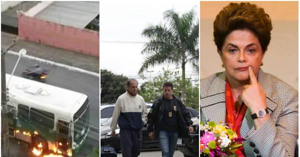 Dilma vai a julgamento final, Natal volta a registrar ataques e bebê é ...