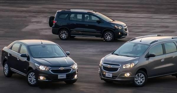Chevrolet lança Cobalt e Spin 2017 mais eficientes e tecnológicos ...
