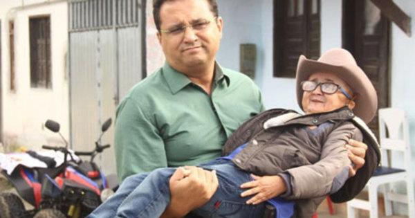 Geraldo Luís vai até a Bahia conhecer a história do menor locutor ...