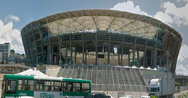 Jogo na Arena Fonte Nova altera o trânsito em Salvador nesta sexta ...