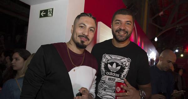 Ex- BBB Fernando deixa o filho em casa e curte festa no Rio de ...