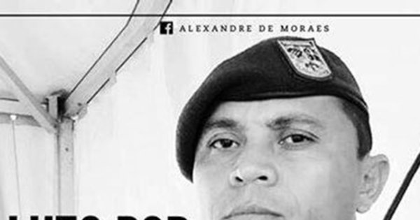 Morre militar da Força Nacional baleado por traficantes no Rio ...