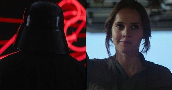 Épico! Darth Vader é o grande destaque em novo trailer de Rogue ...