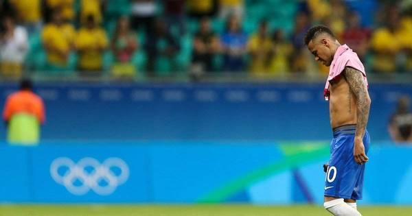 Cotado para ficar de fora, Neymar apresenta melhora e deve ir para ...