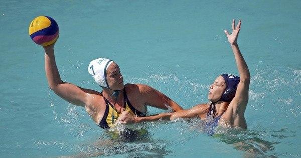 Seleção feminina brasileira perde para Austrália no polo aquático ...