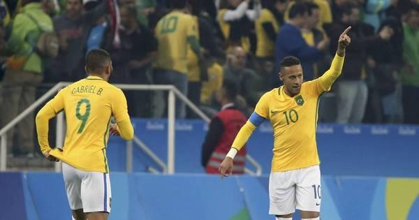Brasil elimina a Colômbia em jogo marcado por violência e segue ...