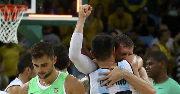 Agora na Rio 2016, Argentina volta a fazer festa no Brasil - Rede ...