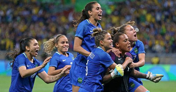 Bárbara brilha, meninas do Brasil despacham a Austrália nos ...