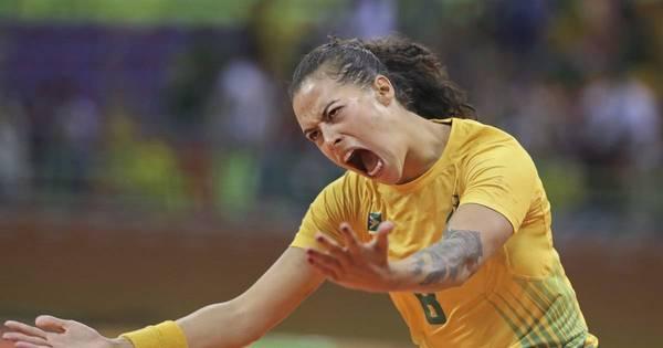 Seleção feminina de handebol vence na Rio 2016 e garante ...
