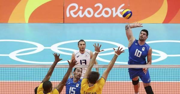 Brasil começa bem, mas toma a virada e volta a perder na Rio 2016 ...