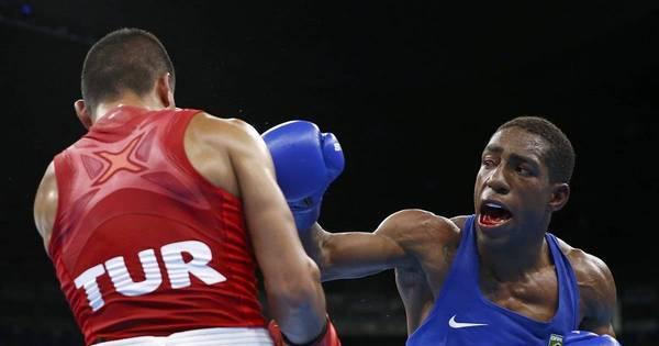 Joedison Teixeira perde no boxe e está fora da Rio 2016 - Rede ...