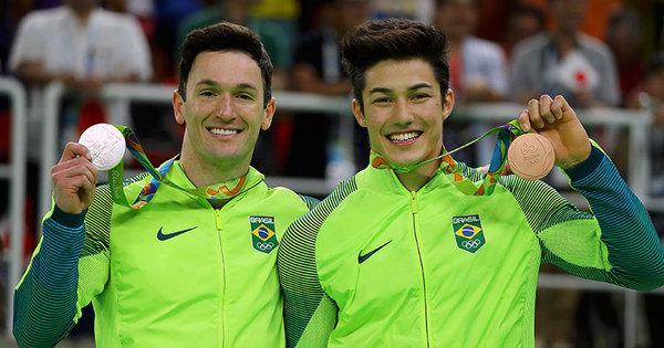 Confira as melhores imagens deste domingo dos Jogos Olímpicos ...