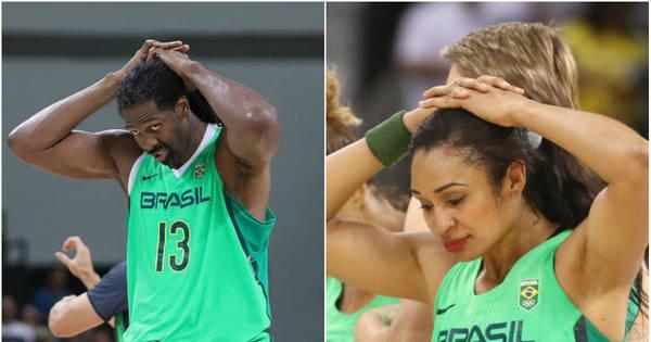 Basquete do Brasil vai de mal a pior e padece na Rio 2016 - Rede ...