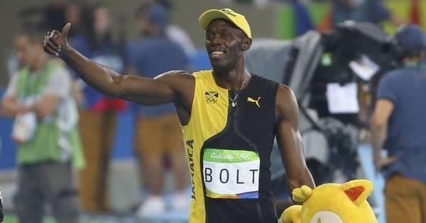 Nem Bolt acelera vendas da versão mais cara do mascote Vinicius ...