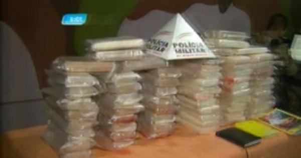 Mulheres são presas com droga avaliada em R$1 milhão - Notícias ...
