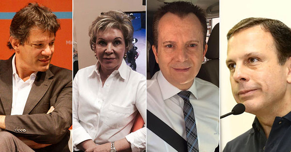 Eleições 2016: Disputa por legados vai marcar pleito paulistano ...