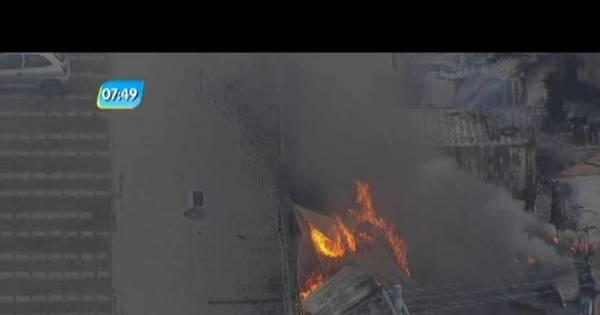 Criminosos põem fogo em obra de escola da prefeitura na Pavuna ...